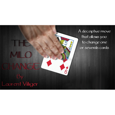 The Milo Change by Laurent Villiger - Video DOWNLOAD