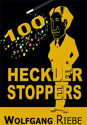 100 Heckler Stoppers by Wolfgang Riebe eBook DOWNLOAD<br /><span class=&quot;smallText&quot;>[MMSDL_59368]</span>
