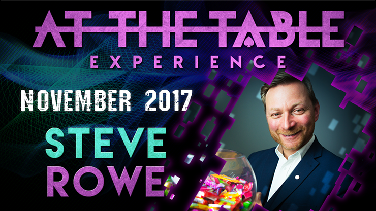 At The Table Live Lecture Steve Rowe November 1st 2017<br /><span class=&quot;smallText&quot;>[MMSDL_60072]</span>
