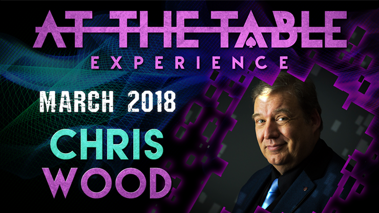At The Table Live Lecture Chris Wood March 21st 2018<br /><span class=&quot;smallText&quot;>[MMSDL_60081]</span>