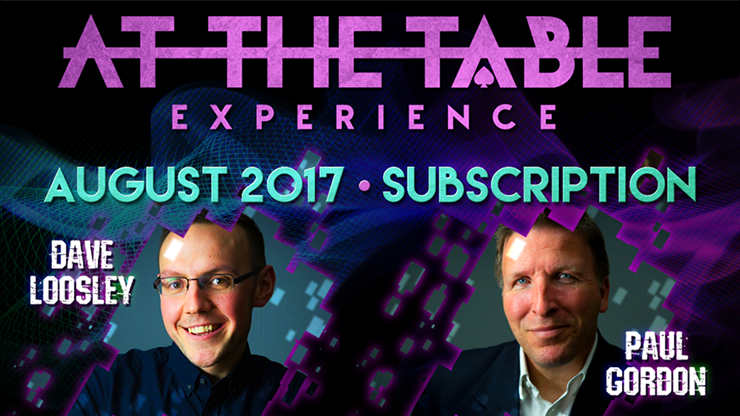 At The Table August 2017 Subscription video DOWNLOAD<br /><span class=&quot;smallText&quot;>[MMSDL_60087]</span>
