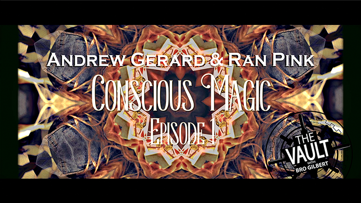 The Vault - Conscious Magic Episode 1 by Andrew Gerard and Ran Pink<br /><span class=&quot;smallText&quot;>[MMSDL_60834]</span>