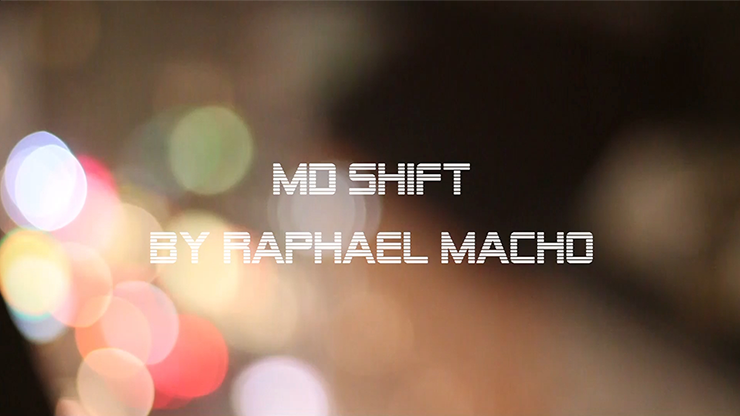 MD SHIFT by Raphael Macho<br /><span class=&quot;smallText&quot;>[MMSDL_61135]</span>