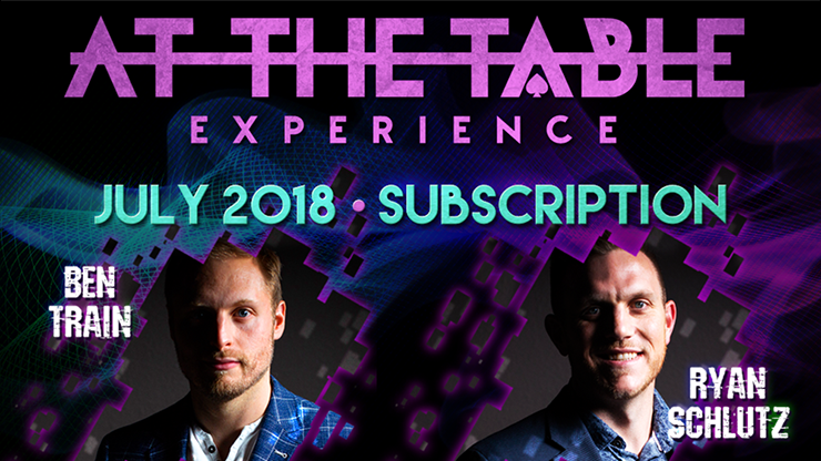 At The Table July 2018 Subscription
