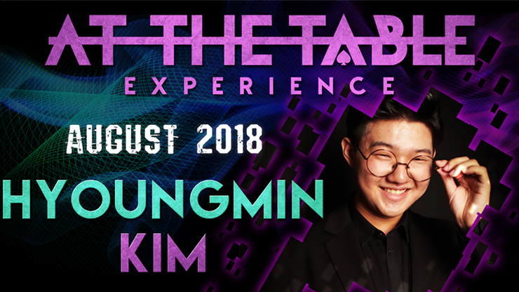 At The Table Live Hyoungmin Kim August 15, 2018<br /><span class=&quot;smallText&quot;>[MMSDL_62879]</span>