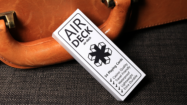 Air Deck - The Ultimate Travel Playing Cards (White)<br /><span class=&quot;smallText&quot;>[DECK_AIR_WHITE]</span>