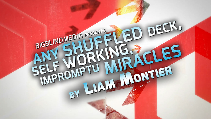 Any Shuffled Deck - Self-Working Impromptu Miracles by Big Blind Media (MMSDL)