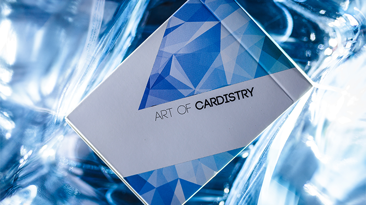 Art of Cardistry Playing Cards (Frozen)