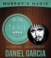 At the Table Live Lecture - Daniel Garcia (2014/3/6)