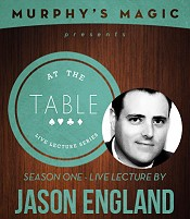 At the Table Live Lecture - Jason England (2014/4/3)
