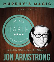 At the Table Live Lecture - Jon Armstrong (2014/6/5)