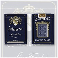 Aristocrat Playing Cards (Blue)