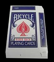 Bicycle Box empty 5pack (Blue)