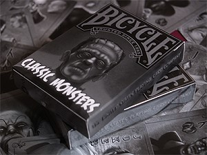 Bicycle Classic Monsters by Classics Playing Cards