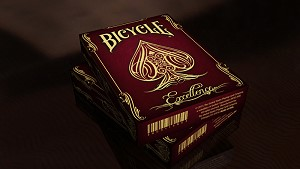 Bicycle Excellence by US Playing Card Co.