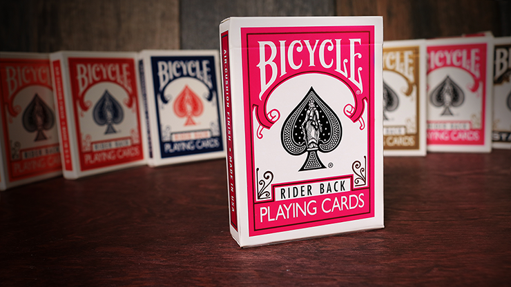 Bicycle Fuchsia Back<br /><span class=&quot;smallText&quot;>[DECK_FUCHSIA]</span>