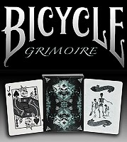 Bicycle Grimoire Deck / US Playing Card