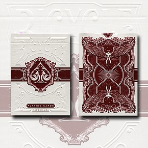 Bicycle Legacy Deck (Red) by Gamblers Warehouse