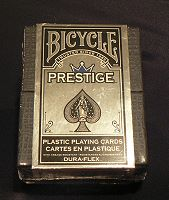 Bicycle Prestige (Blue)