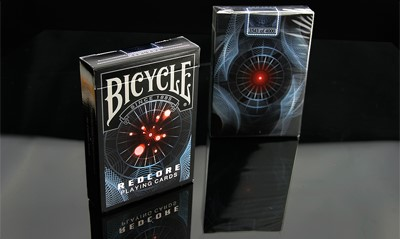 Bicycle Redcore Playing Cards by Collectable Playing Cards