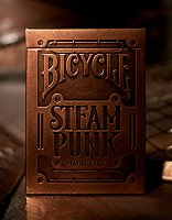 Bicycle Steampunk [Bronze] / Theory11