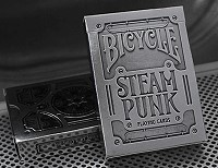 Bicycle Steampunk [Silver] / Theory11