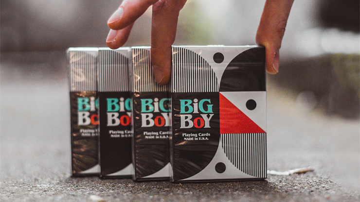 Big Boy 2 Playing Cards by Toomas Pintson<br /><span class=&quot;smallText&quot;>[DECK_BIGBOY2]</span>
