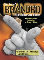 Branded:The Painless Card Blister by Tim Trono<br /><span class=&quot;smallText&quot;>[DVD_BRANDED]</span>