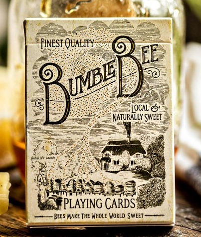 Bumblebee Playing Cards by Ellusionist
