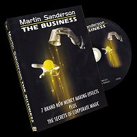 The Business by Martin Sanderson