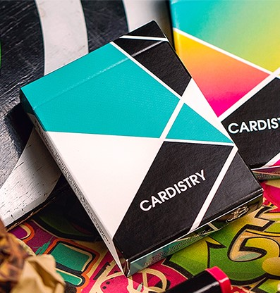 Cardistry Turquoise Playing Cards<br /><span class=&quot;smallText&quot;>[DECK_CARDISTRY_TURQUOISE]</span>