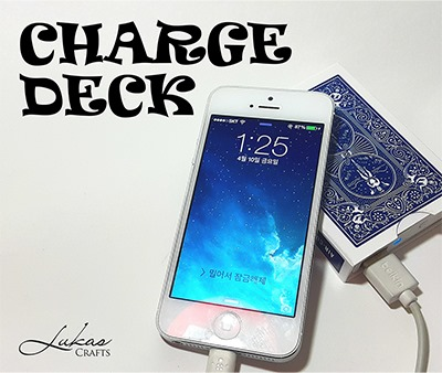 Charge Deck by Lukas Crafts