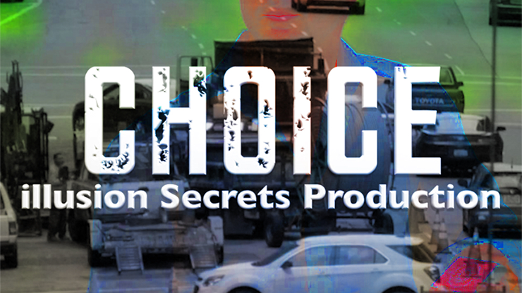 Choice by Illusion Secrets video DOWNLOAD<br /><span class=&quot;smallText&quot;>[MMSDL_58105]</span>