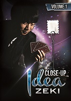 Close-up Idea Volume 1 by Zeki