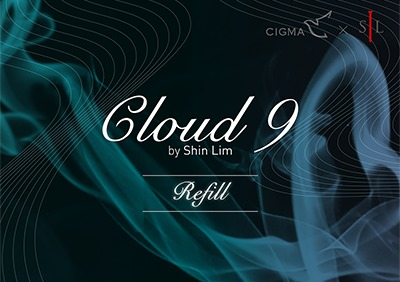REFILL Gel for Cloud 9 by Shin Lim & CIGMA Magic