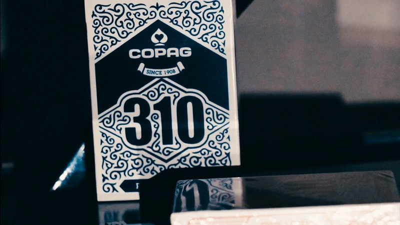 COPAG 310 SlimLine Playing Cards (Blue)