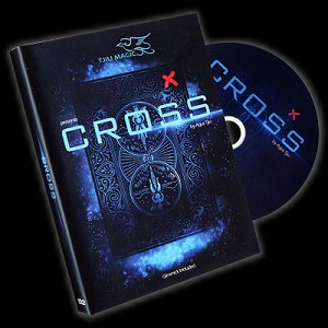 Cross by Agus Tjiu