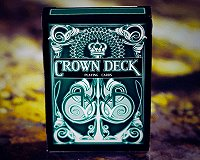 The Crown Deck (GREEN) by The Blue Crown