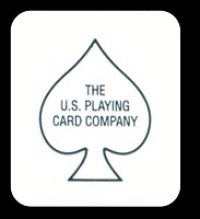 Deck Seal (White) by US Playing Card Company