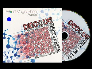 Decode (Blue) by Rizki Nanda and World Magic Shop