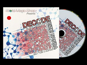 Decode (Red) by Rizki Nanda and World Magic Shop
