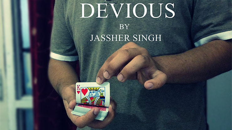 Devious by Jassher Singh<br /><span class=&quot;smallText&quot;>[MMSDL_61115]</span>