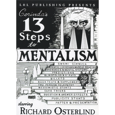 13 Steps To Mentalism (6 Videos) by Richard Osterlind video DOWNLOAD<br /><span class=&quot;smallText&quot;>[MMSDL_47290]</span>
