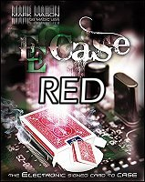 E-Case (Red) by Mark Mason and JB Magic<br /><span class=&quot;smallText&quot;>[BXS_ECASE_RED]</span>