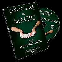 Essentials in Magic: The Invisible Deck [日本語吹き替え]