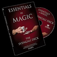Essentials in Magic: The Svengali Deck [日本語吹き替え]