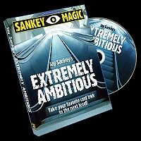 Extremely Ambitious by Jay Sankey<br /><span class=&quot;smallText&quot;>[DVD_EXTREMELYAMBITIOUS]</span>
