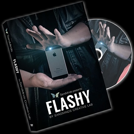 "Flashy by SansMinds Creative Lab<br /><span class=""smallText"">[DVD_FLASHY]</span>"