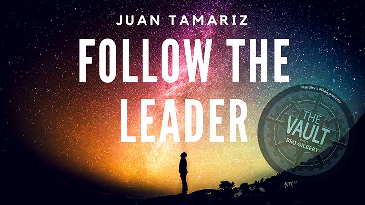 The Vault - Follow the Leader by Juan Tamariz<br /><span class=&quot;smallText&quot;>[MMSDL_62960]</span>