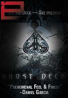Bicycle Ghost Deck by ellusionist<br /><span class=&quot;smallText&quot;>[DECK_GHOST]</span>
